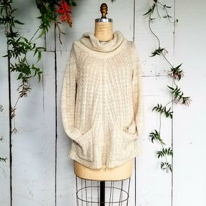 Anthropologie Guinevere Knit Rollneck Sweater, L